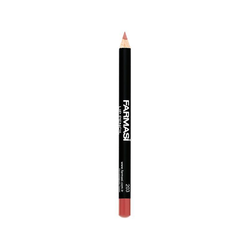 Farmasi kırmızı dudak kalemi